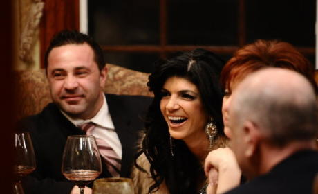 Teresa Giudice Shoots Down Divorce Rumors