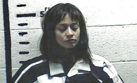Fiona Apple Mug Shot
