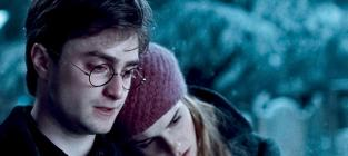 JK Rowling: Harry Potter and Hermione Granger 4-EVER!!!!!!