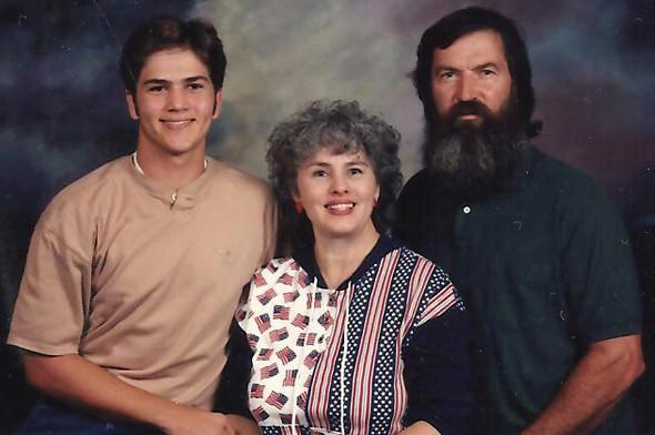 Jep Robertson With No Beard