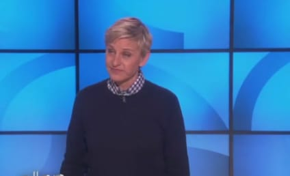 Ellen DeGeneres Slams Tabloid, Defends Marriage in Hilarious Talk Show Rant