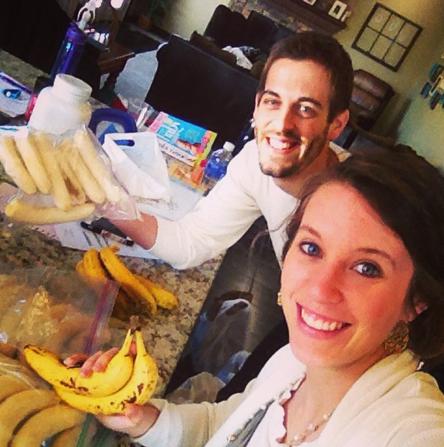 Jill and Derick Go Bananas
