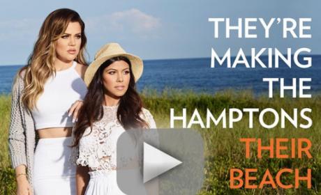Kourtney and Khloe Take the Hamptons Season 1 Episode 8 Recap: Who IS Scott Disick?