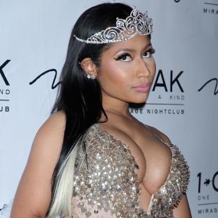 Nicki Minaj as a Fairy
