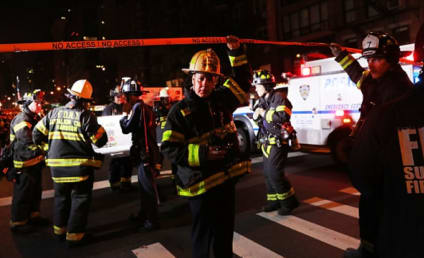 New York Explosion: Stars React In Shock