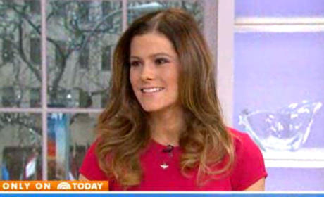 Rachel Frederickson on Today