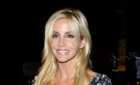 Camille Grammer Details Husband's Divorce Reaction: No Remorse...