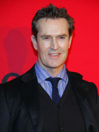 Rupert Everett on the Red Carpet