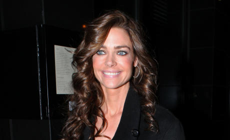 Denise Richards Rejects Two and a Half Men Offer