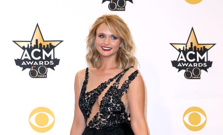 Miranda Lambert - 50th Academy of Country Music Awards