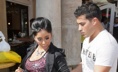 "Pregnant Snooki Ready to Turn Over a New Leaf, ""Transition Into Adulthood"" (Yeah Right)"