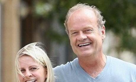 Kelsey Grammer: I Totally Love Kayte Walsh!