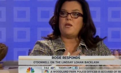 Rosie O'Donnell Worries Lindsay Lohan Will Die Like Whitney Houston