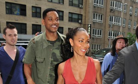 Report: Jada Pinkett Smith Hires Divorce Attorney