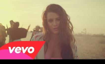 "Lea Michele Releases SEXY Music Video for ""On My Way"""