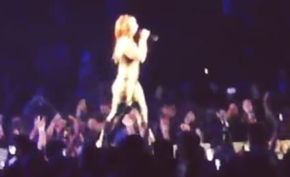 Britney Spears Lip Syncs Again, OMG, Whatever