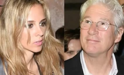 Richard Gere: Dating Alejandra Silva! She's HOW Young?!