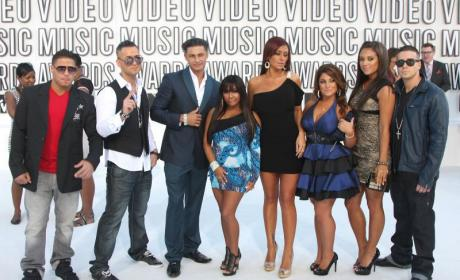 Jersey Shore Cast: Don't Judge Us!