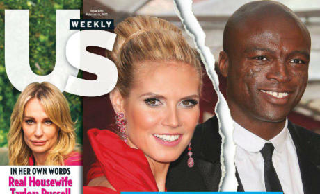 "Heidi Klum's Marriage to Seal a ""Private Hell""?"