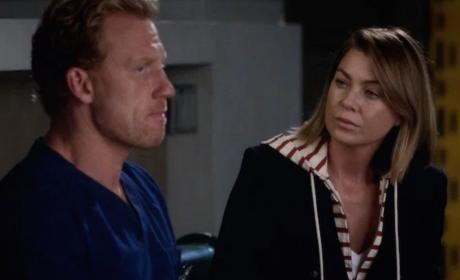 Grey's Anatomy Season 12 Episode 8 Recap: Can You Stand the Heat?