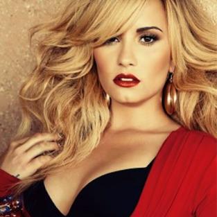 Demi Lovato for Latina