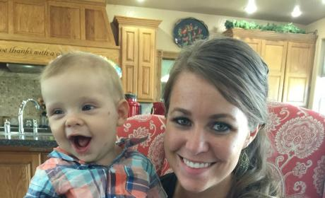 Jana Duggar Hangs Out With Nephew Israel: See the Pics!