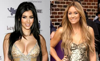 Fashion Face-Off: Kim Kardashian vs. Lauren Conrad