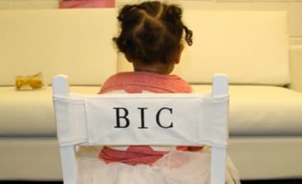 Beyonce Posts New Blue Ivy Photo, Still Mum on Pregnancy
