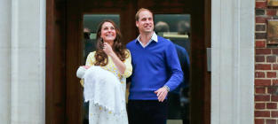 Kate Middleton and Prince William Leave For Family Vacay