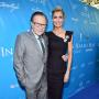 Larry King Shawn King UN Event Pic