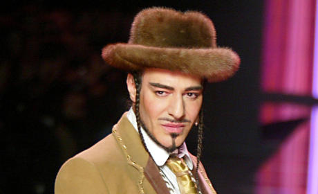 John Galliano Image