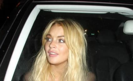 Lindsay Lohan Reportedly Punched By Waitress