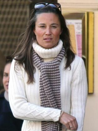 Pippa Middleton No Makeup