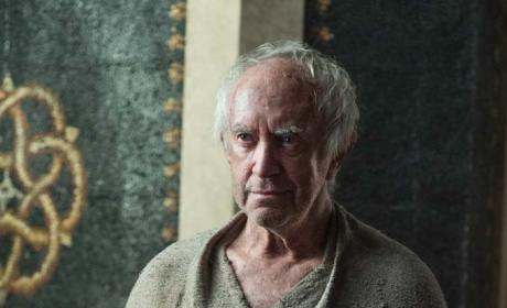 High Sparrow Looks Pissed