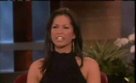 Melissa Rycroft on Ellen, Part II