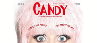 Jared Leto Covers Candy... in Drag!