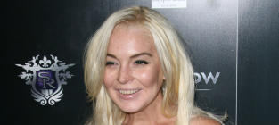 17 Wackest Photos of Lindsay Lohan
