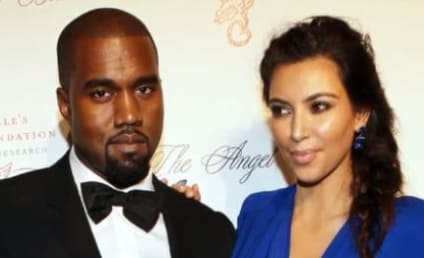 Kim Kardashian Baby Weight: Keep It On, Kanye West Urges!