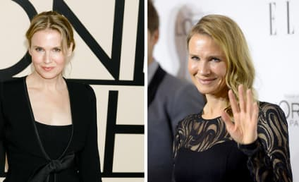 Renee Zellweger Explains Changing Face: It's Because I'm So Happy!