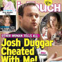 Josh Duggar Cheated