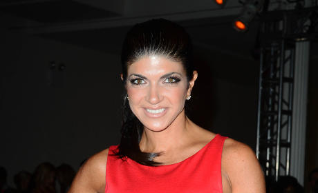 Teresa Giudice Sells First Prison Photos For Big Bucks!