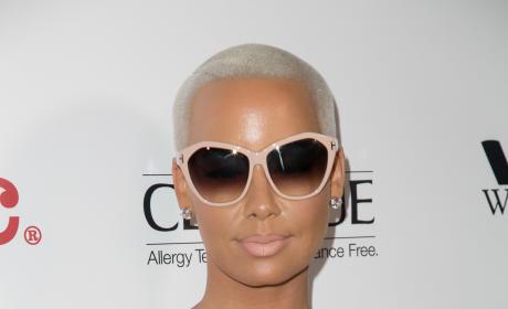 Amber Rose on the Kim Kardashian Sex Tape: It's Dope!