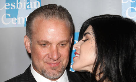 Jesse James and Kat Von D: It's Over! Again!