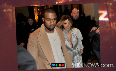 Kim Kardashian, Kanye West Prenup Details