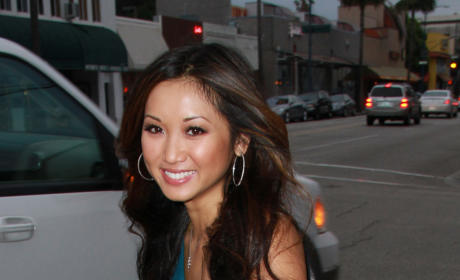 Brenda Song and Trace Cyrus: Engaged!