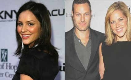 Katharine McPhee Photos Got Michael Morris Kicked Out By Mary McCormack, Source Claims