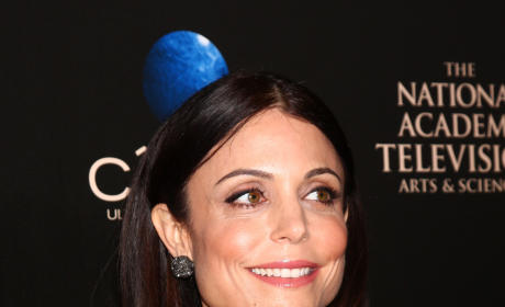 Bethenny Frankel in Black