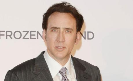 Nicolas Cage Sex Photos