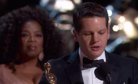 Graham Moore Acceptance Speech