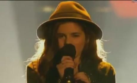 "Carly Rose Sonenclar - ""Rolling in the Deep"""